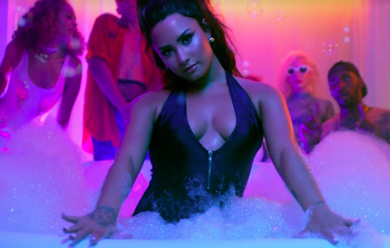 Demi Lovato Sorry Not Sorry Video