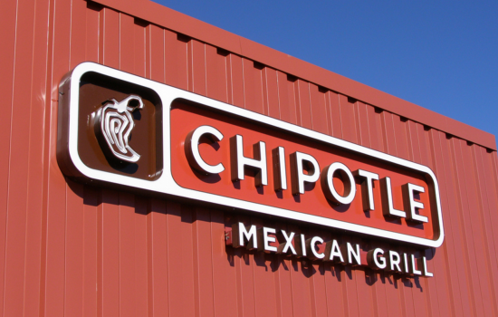 Mice found in chipotle