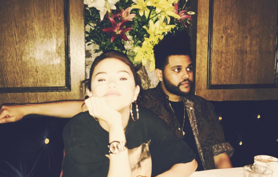 Selena Gomez and The Weeknd Coachella