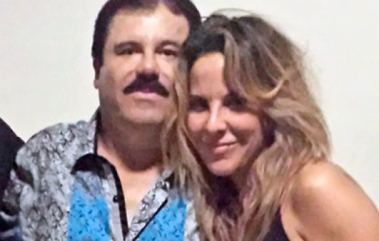 Kate Del Castillo and El Chapo