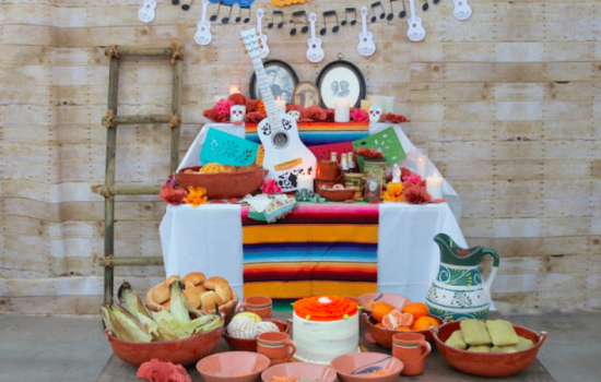 Coco-Themed Party