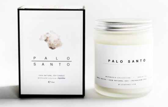 palo santo beauty products