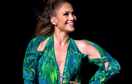Jennifer Lopez in concert at Foxwood Casino in Connecticut