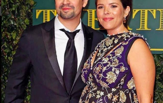 Lin-Manuel Miranda And Wife Welcome Baby Boy Francisco