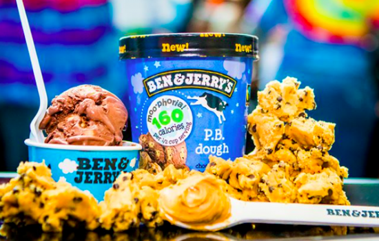Healthy Ben And Jerry