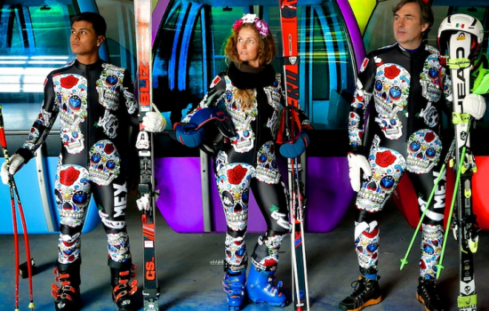 Mexico's Olympic Ski Uniforms Are Basically The Coolest Thing Ever