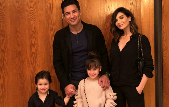 Mario Lopez Family Album