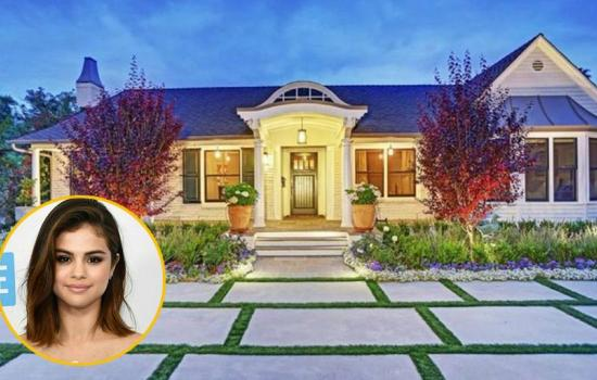 Selena Gomez New Home
