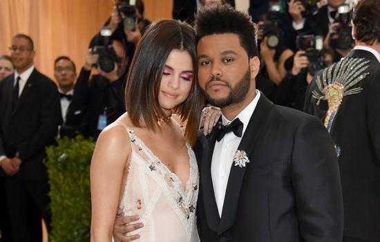 Selena Gomez and The Weeknd Concert