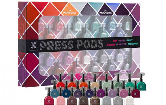 This Nail Polish Launch by Sephora's Formula X Line is a Game Changer