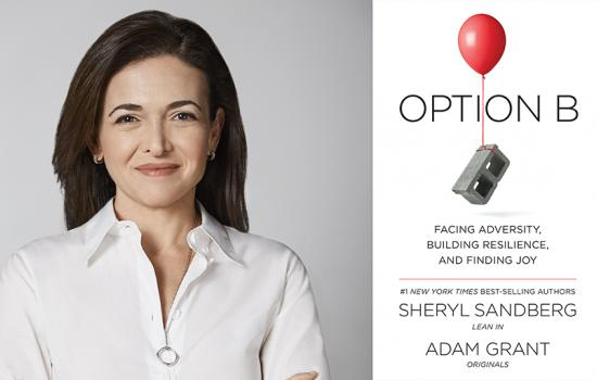 Sheryl Sandberg Option B