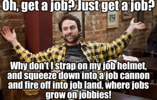 The 9 Stages of Applying for a Job, As Told Through Memes & GIFS