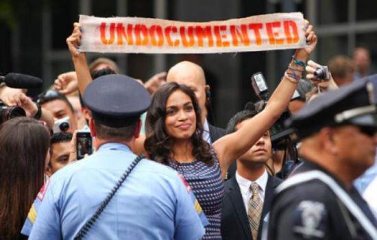 10 Lessons Rosario Dawson Taught Us About Activism