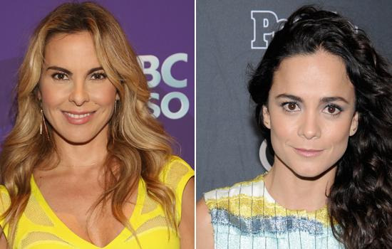 Alice Braga vs. Kate del Castillo: Who's The True Queen of the South?