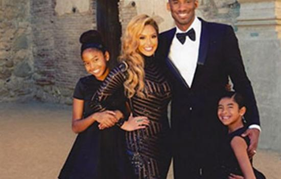 21 Adorable Photos of Vanessa & Kobe Bryant's Daughters Through the Years
