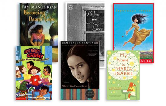 6 Latina Book Characters You Could Relate to Growing Up