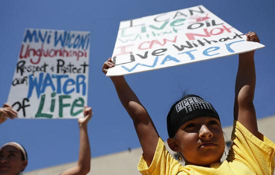 Why Latinxs Should Support Native Efforts Against the Dakota Access Pipeline