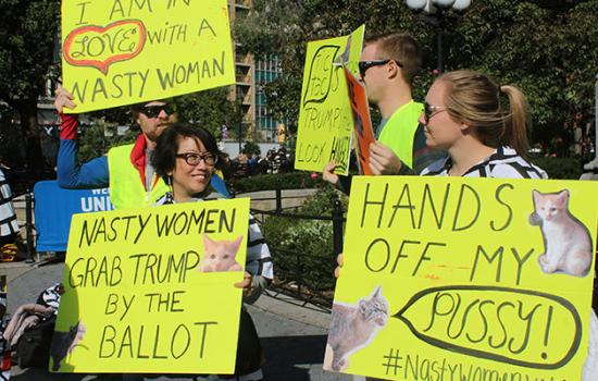 5 Concerns for Women Under a Donald Trump Presidency