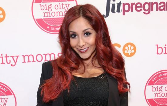 Snooki Weighs 99 Pounds Ahead of Wedding Day!