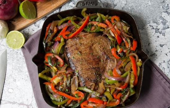 One Pan Steak Dinners
