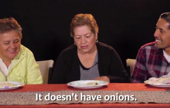 Mexican People Try Taco Bell First Time Video