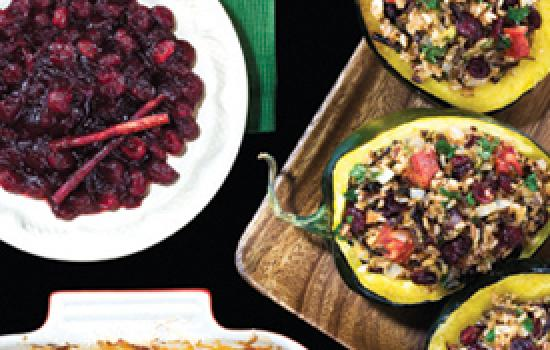 The Supporting Cast: Latino Twists on Traditional Thanksgiving Side Dishes