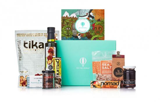 Try the World Food Subscription Box