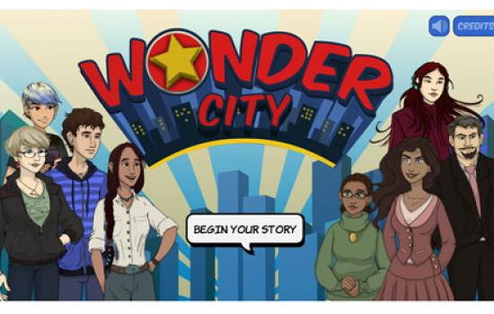 Wonder City game