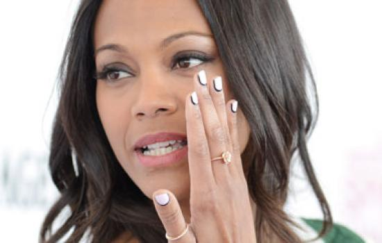 Weekend Eye Candy: 5 Celeb Manis You'll Love!